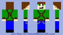 JacksToWin Minecraft Skin