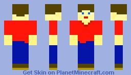 Jacob Minecraft Skin