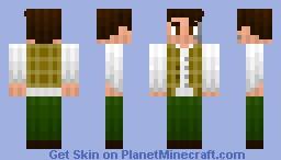Jacuzzi splot - Baccano Minecraft Skin