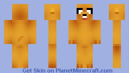 Jake - The Dog Minecraft