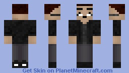 Jakob from Mojang [Better In Preview 3D Parts] Minecraft Skin