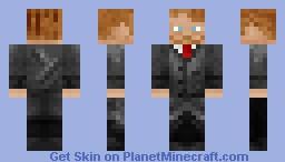 James Moriarty ( Sherlock Holmes ) Minecraft Skin