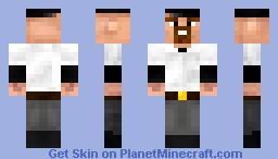 Jamie! From Mythbusters! Minecraft Skin