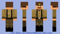 Imperial Japanese Army Soldier Minecraft Skin