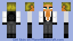 Jareth, The Goblin King from the movie Minecraft Skin