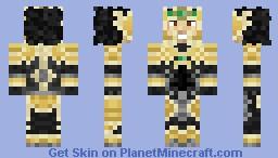 Jarvan IV Minecraft Skin