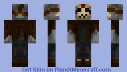 Jason (friday the 13th) Minecraft Skin