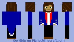 Jean Valjean Minecraft Skin