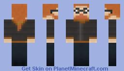 jeb_ (Jens Bergensten) Minecraft Skin