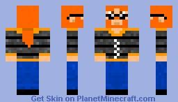 Jeb - Jens Bergensten [Mojang] Minecraft Skin