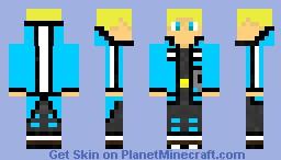 That_Guyed Jedi Skin 42nd SUBSCRIBER! Minecraft Skin