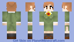 Jennifer- Rule of Rose Minecraft Skin