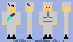 Jerome The Knight Minecraft Skin