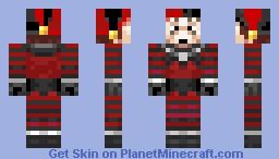 Jester Minecraft Skin