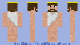 Jesus [Best in 3D] Minecraft Skin