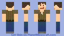 Jim Carrey Minecraft Skin