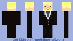Jim Gaffigan [CONTEST] Minecraft Skin