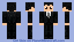 Jim Moriarty Minecraft