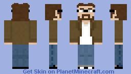 JoCo Coat Minecraft Skin