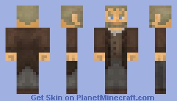 The Legendary John Brown! Minecraft Skin