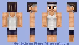 Johnny Depp Minecraft Skin