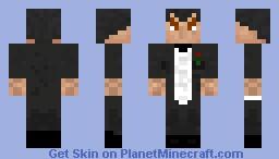 Johnny English (Updated) Minecraft Skin