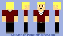 Jon Lee (S Club 7 Collection) Minecraft Skin
