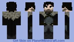 Jon Snow {Game of Thrones} Minecraft Skin