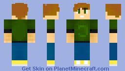JontyCat [ME =D] Minecraft Skin