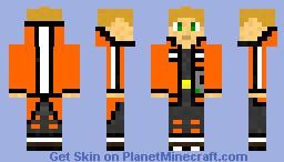 Joshskywalker123 Master Jedi ~Star Wars~ Minecraft Skin