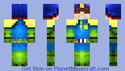 Judge Dredd [Request] Minecraft Skin
