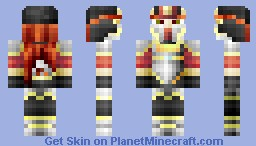 King David IV - The Judgement [Contest] 27th Place Minecraft Skin
