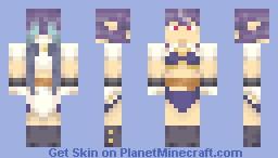 Judith (Tales of Vesperia) Minecraft Skin