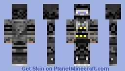 Juggernaut (V2) Minecraft Skin