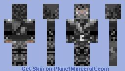 Juggernaut Minecraft Skin
