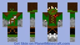 [AoL] Jungle Assasin Minecraft Skin