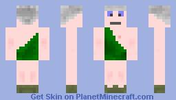 Jungle man (HERO) Minecraft Skin