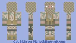 ARMA II - German KSK Soldier Minecraft Skin