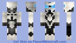 Kal Wardin (N.O.V.A) Minecraft Skin