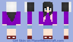 My Friends Skin request. :3 (I only take Requests from my Friends. x3 Sorrys!) Minecraft Skin