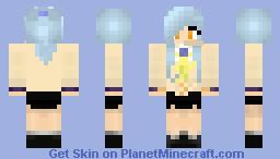 Kanade Tachibana (Angle Beats) -Tana- Minecraft Skin