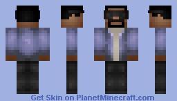 Kanye West Minecraft Skin