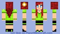 Kari Minecraft Skin