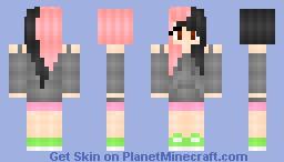 ⋆★ KashaBunneh ★⋆ (Personal Skin) Minecraft Skin