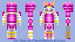 Kawaii Samurai Minecraft Skin