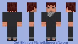 Fourth Kazekage Minecraft Skin