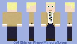 Ken Cosgrove Minecraft Skin