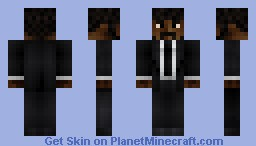 Jules Winnfield (Pulp Fiction) Minecraft