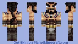 Khal Drogo Minecraft