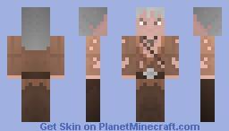 Khan Noonien Singh, ( Stat Trek TWOK ) Contest Skin Minecraft Skin